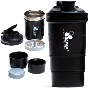 OLIMP Metalowy Shaker 550ml
