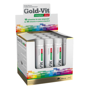 OLIMP Gold-Vit Complex Shot