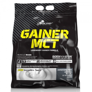 OLIMP Gainer na masę MCT Big Bag 6800 g