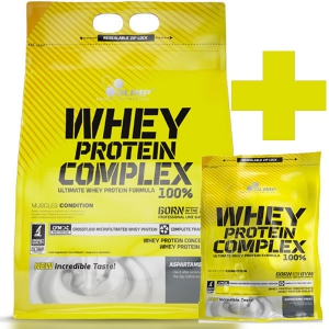 OLIMP Whey Protein Complex 100% 2270 g + 700 g - PROMO