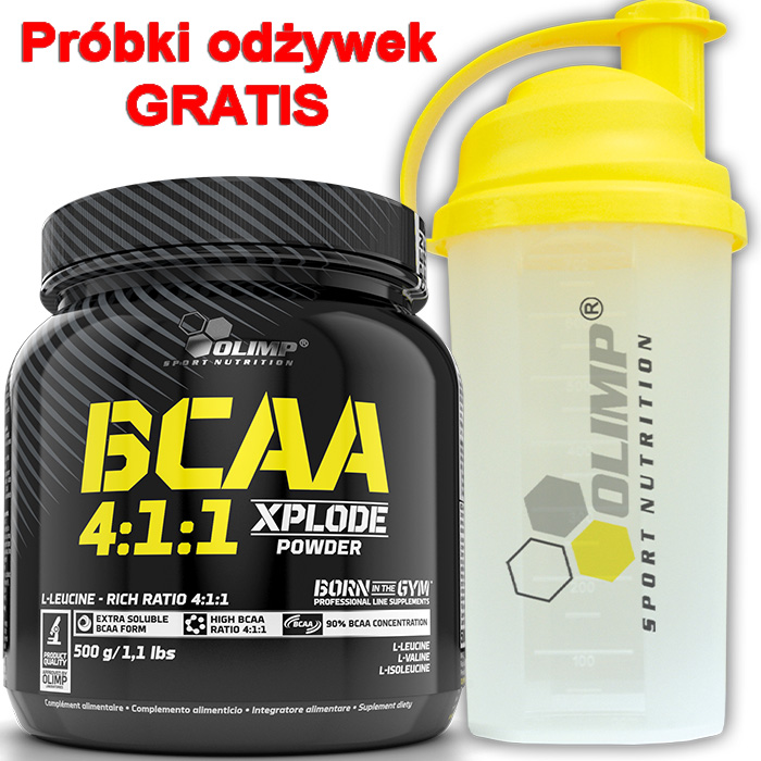 cd7c6d80f526 OLIMP BCAA 4 1 1 Xplode Powder 500 g
